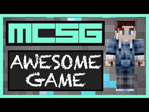 MCSG - #35 AWESOME GAME!