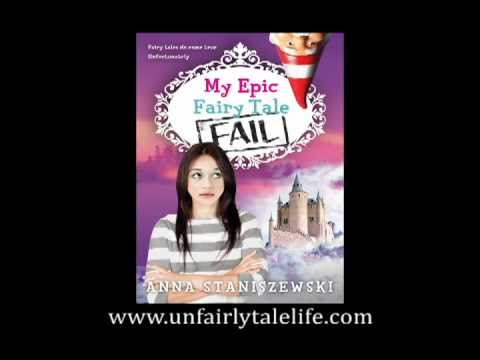 My Epic Fairy Tale Fail Book Trailer