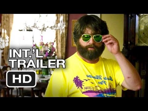 The Hangover Part III Official International Trailer #1 (2013) – Bradley Cooper Movie HD