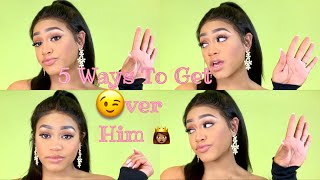 ADVICE| 5 REAL Ways To Get Over A Guy You Like!!! (HIGHLY Requested)|AshaC