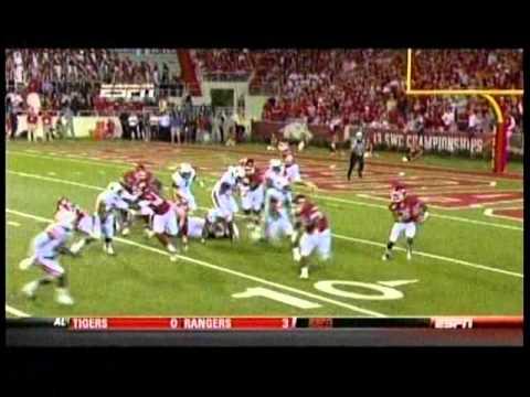 Arkansas vs. Auburn 2011