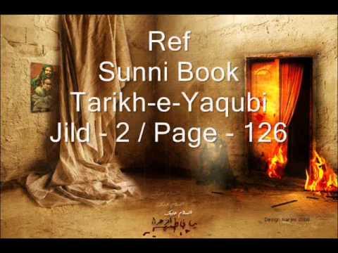 SYEDA FATIMAH (S-A) TARIKH-E-YAQUBI.wmv