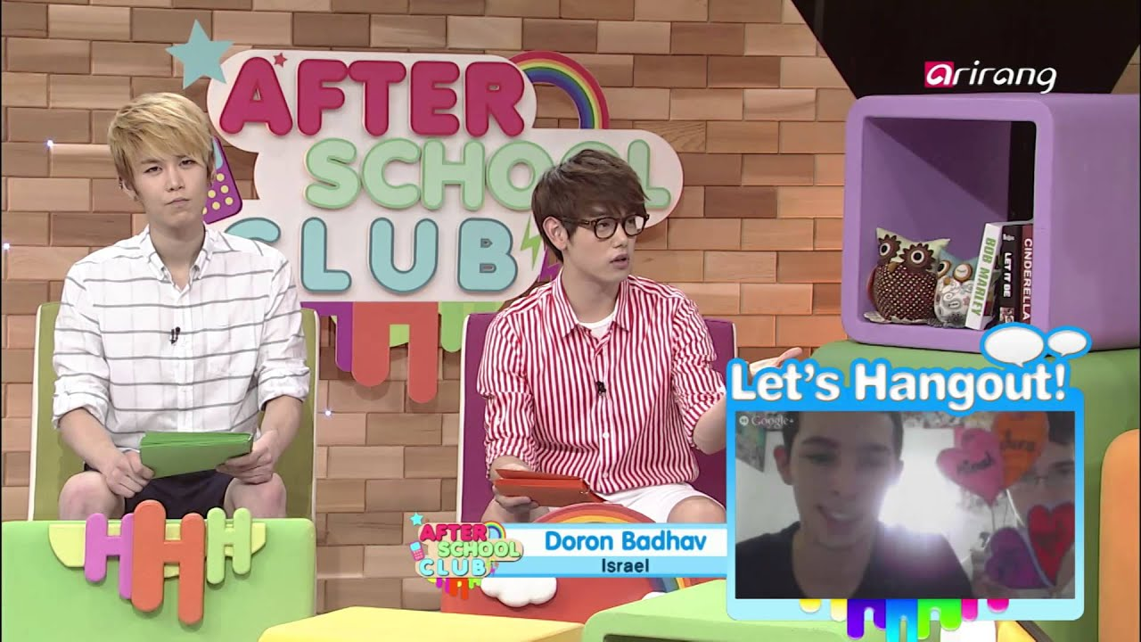 School Clubs List After School Club Ep14 Girl's