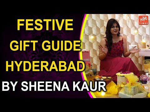 Festive Gift Guide Hyderabad By Sheena Kaur | Diwali | Deepavali | Sanskrit | Christmas | YOYO Times