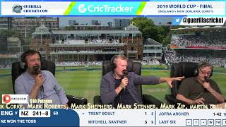 2019 World Cup Final: ENG v NZ, Lord's