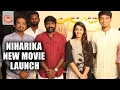 Niharika Konidela New Movie Launch - Vijay Sethupathi