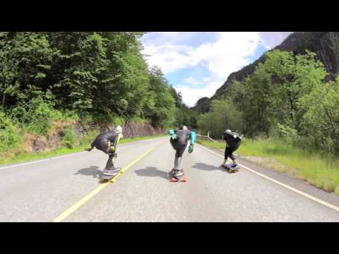 Sector 9 Downhill Division - Extremsportveko Raw Run