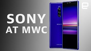 Sony's Xperia event at MWC 2019 in under 9 minutes