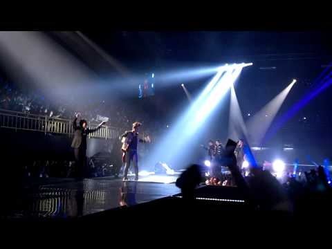 Super Junior supershow 5  -  Opening  -  Live In Jakarta video