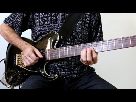 Tríades diminutas em bases de blues - ex. 1 - Milton Medusa