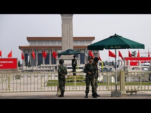 Security tight in China ahead of Tiananmen anniversary
