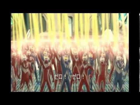 Ultraman Zero Mega Monster Battle Ultra Galaxy video