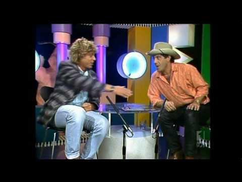 Countdown (Australia)- Molly Meldrum Interviews Russell Mulcahy- Humdrum- July 20, 1986
