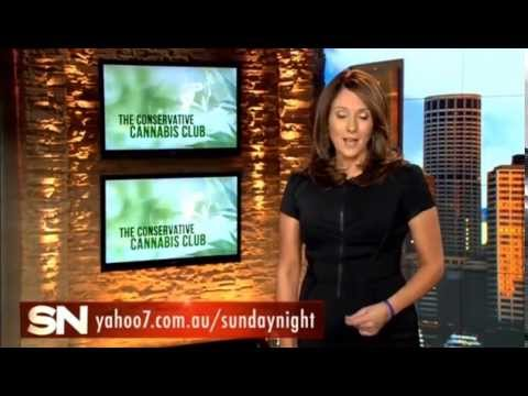 Medical Cannabis Australia - Sunday Night (15th Jun 2014)