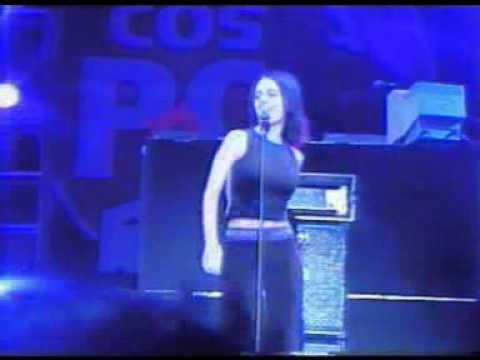 Alizée   2003 05 17   Performance   Moi    Lolita   Costapop in Málaga Amateur Vid