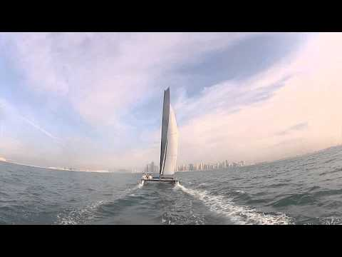 GC32  Final Trials in Dubai December 2012 Day 2