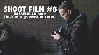 Hasselblad 500c + Tri-x 400 (ft: Ivo Berg)
