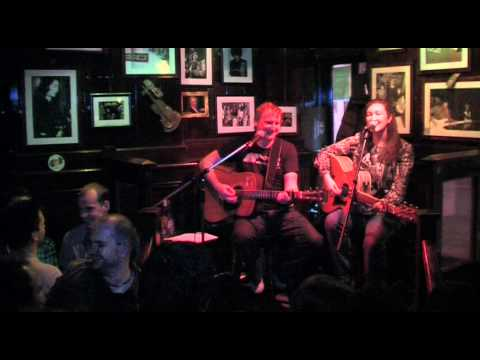 Clare Peelo&Dave Brown filmed live @ The Temple Bar Pub Dublin.