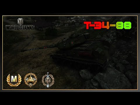 World of Tanks // T-34-88 // Ace Tanker // Top Gun // Xbox One