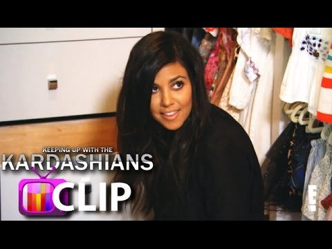 Kourtney Kardashian Reveals She's Pregnant