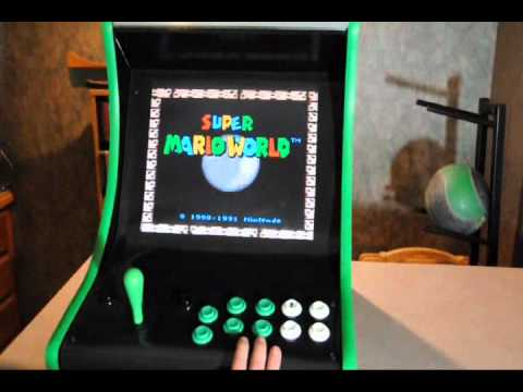 Bar Top Mame Arcade Machine