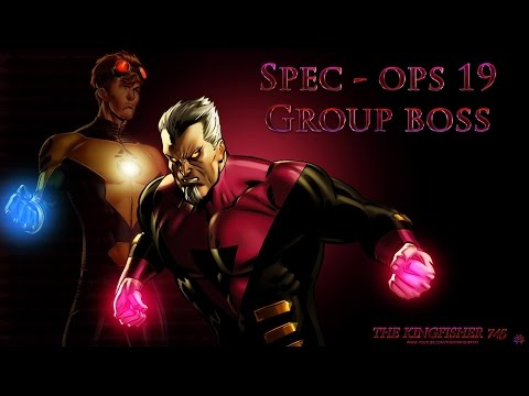 Marvel Avengers Alliance: Group Boss Bastion (Blaster) 100% Full Clear