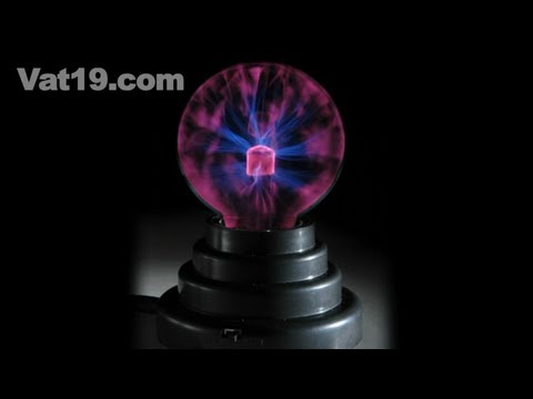 USB Plasma Ball will own you