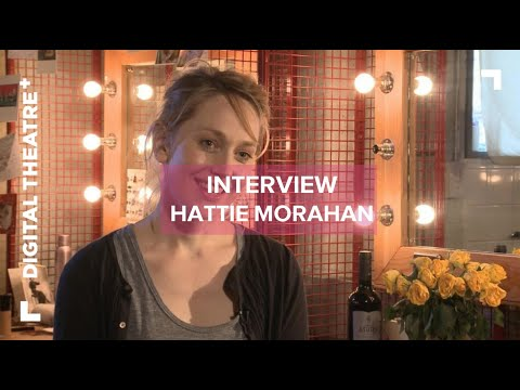 Clip from exclusive interview with the award winning Hattie Morahan on Digital Theatre Plus