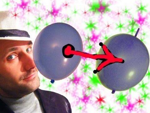 Как сделать круглый шарик своими руками