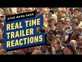 Fans React to The Rise of Skywalker Trailer- Star Wars Celebration 2019 thumbnail