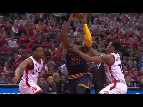 Top 5 NBA Plays: May 21st