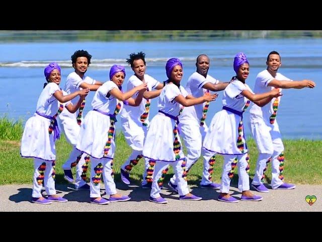 Kalkidan Meshesha - Gela - (Official Video) - Ethio One Love
