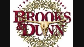 Watch Brooks & Dunn Santa