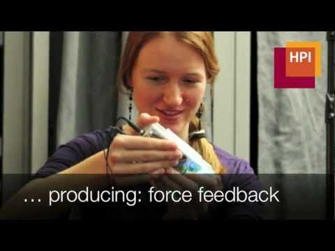 Muscle-Propelled Force Feedback: Bringing Force Feedback to Mobile Devices