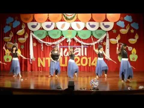 NTHU Diwali 2014 Academia Sinica group