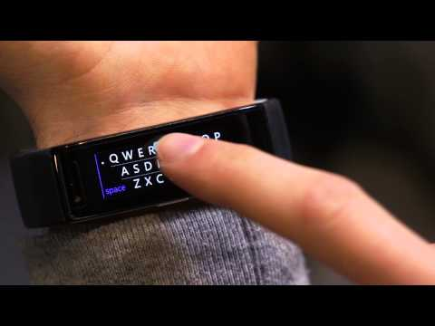 Microsoft Research Expands Microsoft Band Productivity Functionality