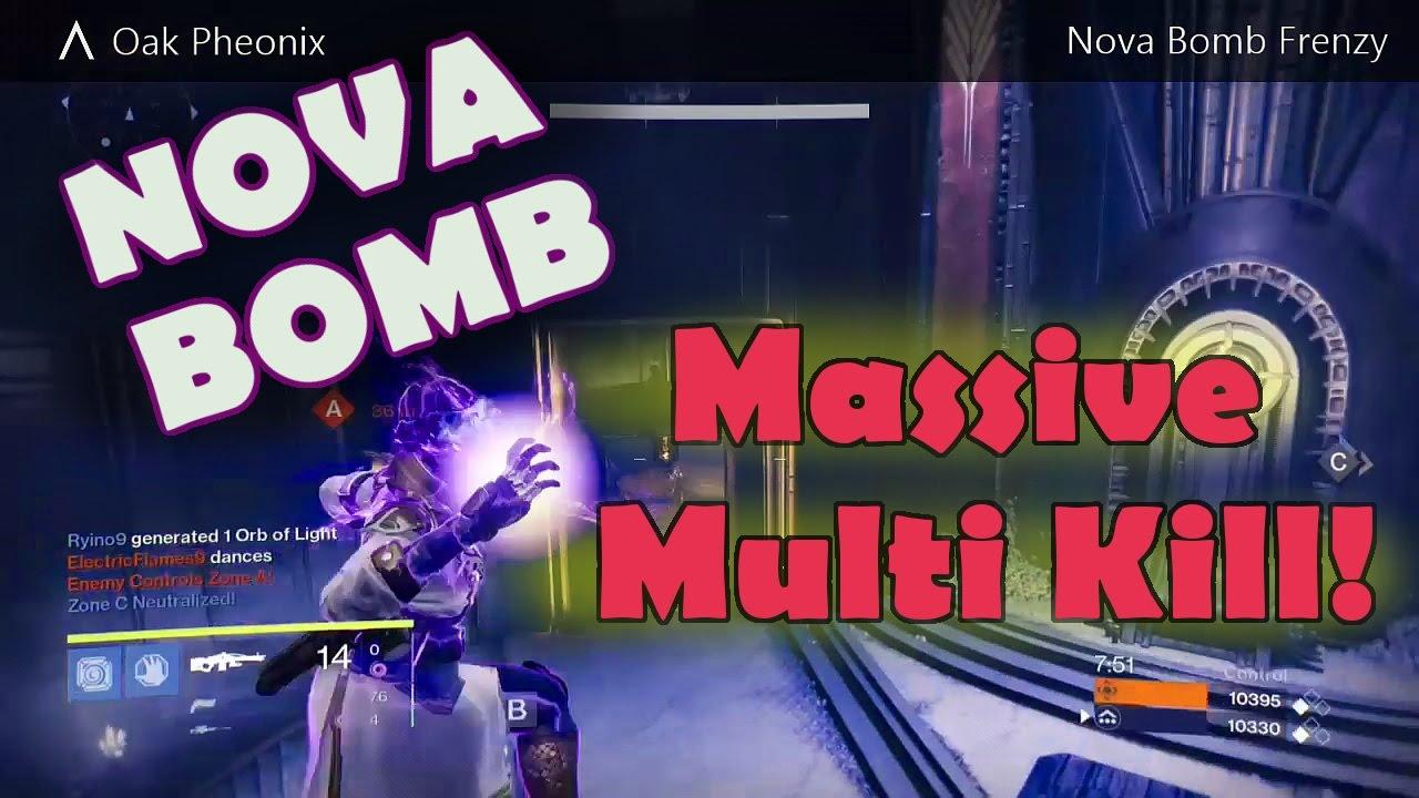 Nova Ultimate Ultimate Nova Bomb Iron