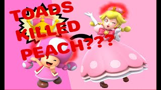 What is Peachette?? Game Conspiracy Theory