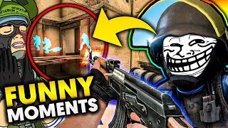 MAM LEGALNEGO WALLHACKA ( ͡° ͜ʖ ͡°) CS:GO FUNNY & BEST MOMENTS