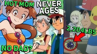 Every Ash Plot-hole FINALLY ANSWERED (Pokemon Theory) Feat. Nux Taku