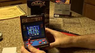BurgerTime / Galaga My Arcade Micro Player (Retro Arcade)