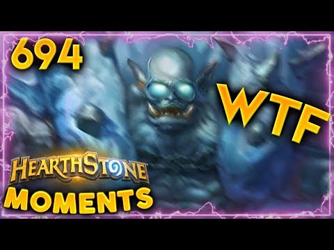 Bugged Or Rigged Game?? | Hearthstone Daily Moments Ep. 694