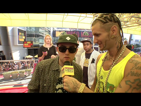 RiFF RaFF w/ Mac Miller & Machine Gun Kelly | Weird Vibes Ep12