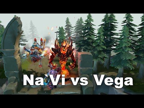 Na'Vi vs Vega Game of Throws Dota 2