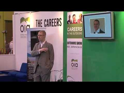Dougie Finlay, TUI Travel PLC at Careers In The Outdoors 2010