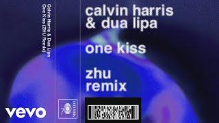 download lagu Calvin Harris, Dua Lipa - One Kiss (ZHU Remix) (Audio) gratis