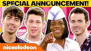 Jonas Brothers & Kel Mitchell on ALL NEW All That! 😃 | Nick