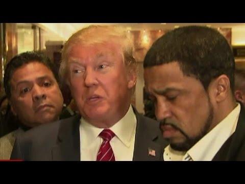 Trump: Black pastors meeting a success