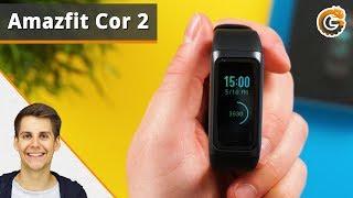 Amazfit Cor 2: Fitness Tracker mit Farbdisplay - Test