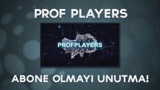 Yeni Outro Ve Yeni Lower Third - Prof Players [HD]
